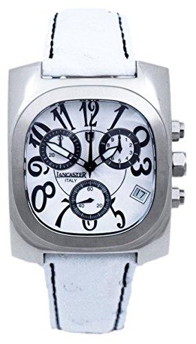 Lancaster mujer-reloj analógico de cuarzo cuero 0287WSW