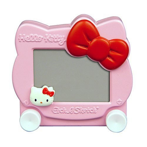 Buy Sababa Toys Hello Kitty Pocket Etch A Sketch