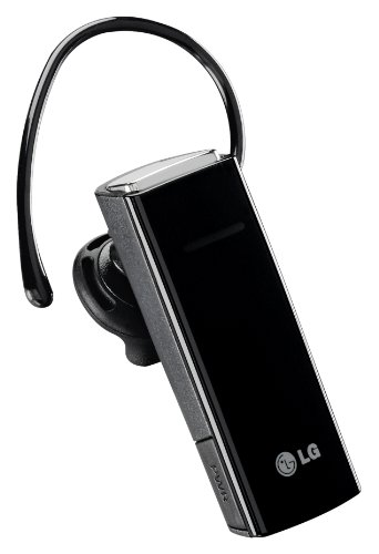 Lg Electronics Hbm-235 Bluetooth Headset - Retail Packaging - Black