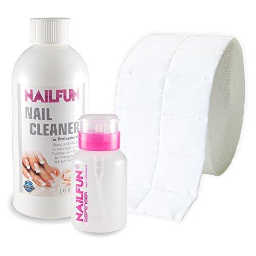 nail-cleaner-1-2-liter-500ml-500-zelletten-1-rolle-1-pumpflasche-pink-150ml