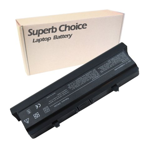 Superb Choice 9-Cell Replacement Battery for Dell Inspiron 1545 Laptop