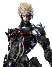 METAL GEAR RISING REVENGEANCE プレイアーツ改 雷電