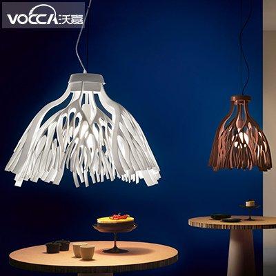 Il Nordic minimalista moderno camere Ristorante Bar Caffetteria è luce Napoleone torta lampadari di acrilico , piccola nera