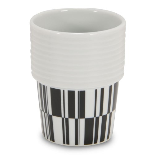 Rorstrand ロールストランド フィリッパ コー Filippa K コーヒーマグ/ティーカップ 2個セット 310ml デコ 201942 並行輸入品