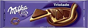 Milka Triolade Chocolate Large ( 300g )