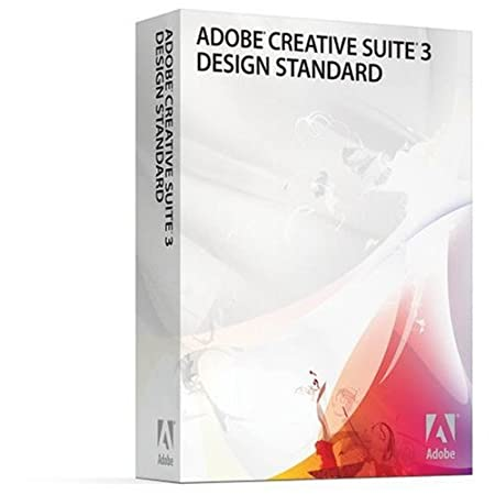 Adobe Creative Suite 3.3 Design Standard [OLD VERSION]