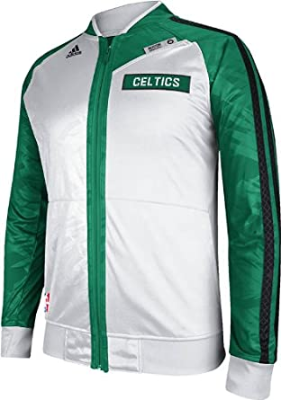 adidas Celtics On Court Jacket by adidas