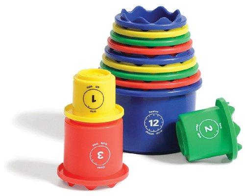 MEASURE UP!® Cups by Discovery Toys