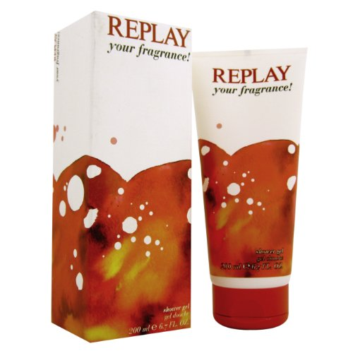Replay Your Fragrance! for Her doccia gel 200ml