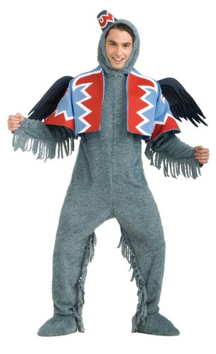 Flying Monkey Costume Wizard Of Oz Adult Costume 888826