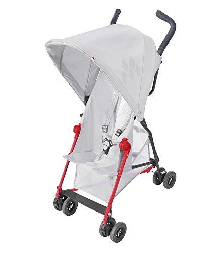 Maclaren Mark II Stroller, Silver - 1