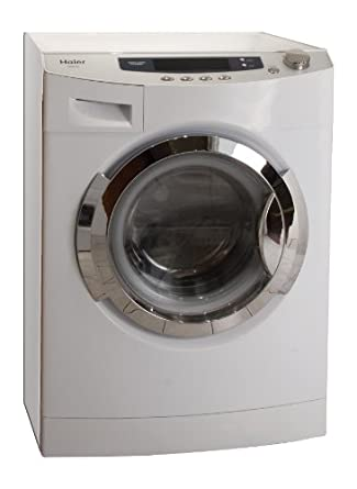 Haier HWD1600 1.8 Cubic Foot Combination High-Efficiency Washer and Ventless Dryer