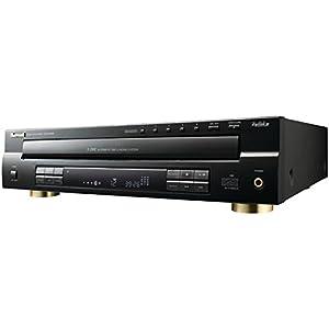 Sherwood CDC-5506 Home CD Players (Black)