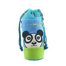 Isolé bébé / enfants Bouteille Tote Bag Portable Fashion Biberon Sac Panda