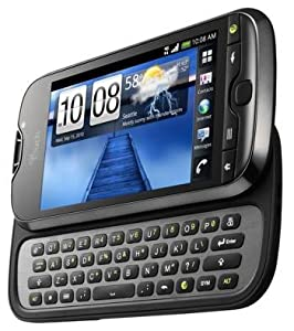T-Mobile HTC myTouch Slide 4G Unlocked Android Phone, Black, 1.2Ghz, 8MP, 4GB Internal Memory from HTC
