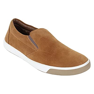 Guava Men's TAN Synthetic Casual Shoes