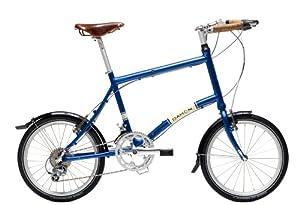 Dahon Smooth Hound Folding Bike (Midnight, Large)