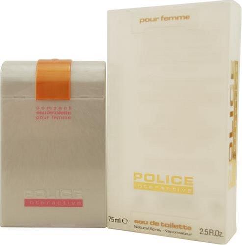Police Interactive by Police For Women Eau De Toilette Spray 2 5 Ounces