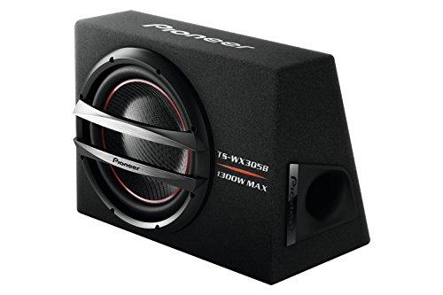 Pioneer TS-WX305B Subwoofer Bass Reflex, 1300 W, Nero/Antracite
