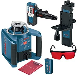 bosch niveau laser rotatif grl 300 avec trepied bt 300 bricolage. Black Bedroom Furniture Sets. Home Design Ideas