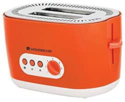 Wonderchef Regalia 780-Watt Toaster (Orange)