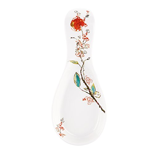 Lenox Simply Fine Chirp Spoon Rest, 8-1/4-Inch (Spoon Rest China compare prices)