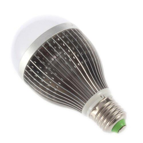 White E27 9W 85-265V Led Bulb Light Energy-Saving Lamp Ultra Bright Hs
