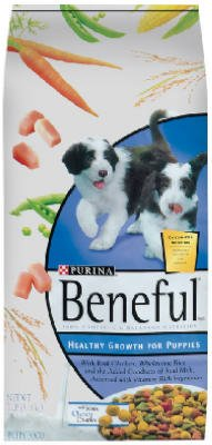 Artikelbild: AMERICAN DISTRIBUTION & MFG CO - Healthy Growth Dry Dog Food, 7-Lbs.