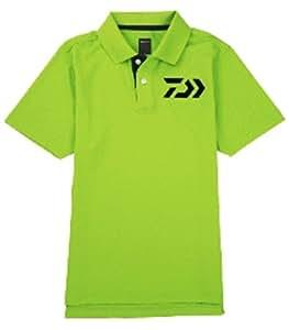 ダイワ(Daiwa) ダイワ ポロシャツ DE-6504 グリーン XL