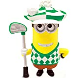 Despicable Me 2 - Minion Golfer - Poseable Action Figure
