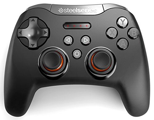 SteelSeries Stratus XL, Bluetooth Wireless Gaming Controller for Windows +...