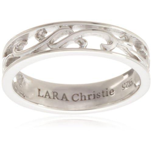 [ララクリスティー]LARA Christie 指輪 ランソー リング [ WHITE Label ] R6028-W-7 日本サイズ7号