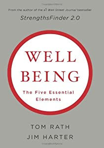 "Cover of ""Wellbeing: The Five Essential E..."