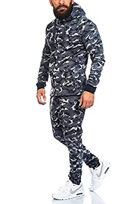 Rock Creek Herren Jogginganzug Trainingsanzug RC-08 S-XL