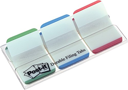 post-it-index-254mm-x-38mm-strong-flags-with-coloured-tips-green-blue-red-66-flags