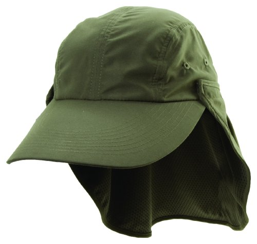 Fishing Hat with Removable Sunshield by Dorfman Pacific