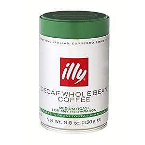illy Medium Roast Whole Bean Coffee, Pack of 2