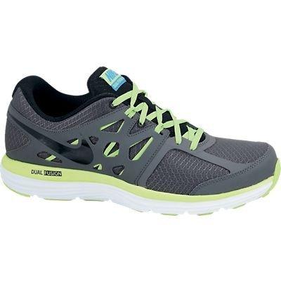the best attitude 4f181 7d5de Nike Men s Dual Fusion Lite Armory Slate Blk Flsh Lm Bl Hr Running Shoes 12  M