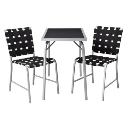 Room Essentials 3 Piece Dining Set (2 Chairs and 1 Table)