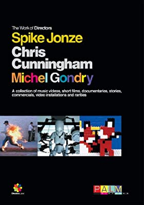 Director's Label Series Boxed Set - The Works of Spike Jonze, Chris Cunningham, and Michel Gondry