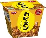 日清 カレーメシ 中辛 6個入り×2ケース(12個)