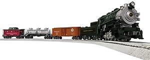 Lionel Pennsylvania Flyer O-Gauge Remote Train Set by Lionel