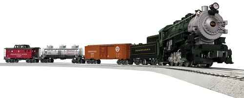 Lionel Pennsylvania Flyer Train Set - O-Gauge (Lionel Model Trains compare prices)
