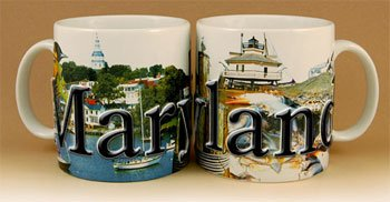 Maryland - Coffee Mug