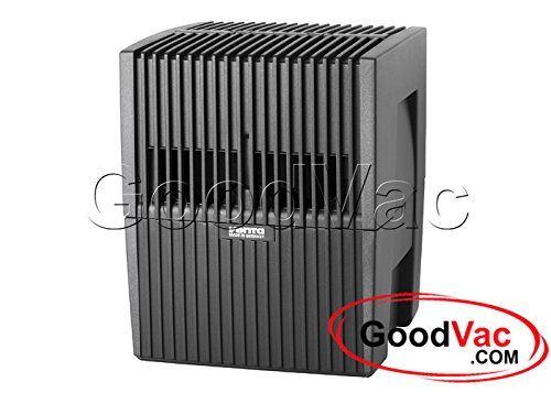 Venta 2 in 1 Air Purifier and Humidifer LW15 , up to 200sq ft. Comes with 3pack Eucalyptus Fragrances (Black) (2 Inch Disk Washer compare prices)