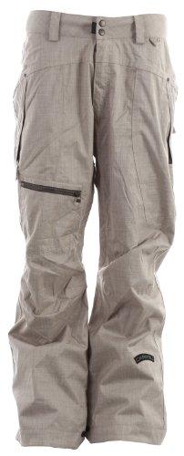 Cappel Calling Snowboard Pants British Khaki Chambray Mens Sz S Cappel B0093OOM5I