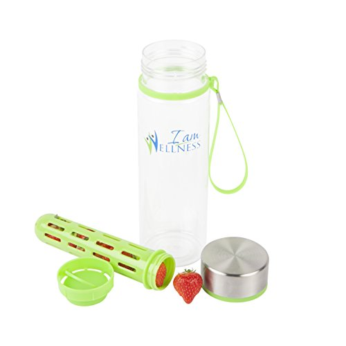 Water Bottle Infusers For Succulent Detox Fruit Infused