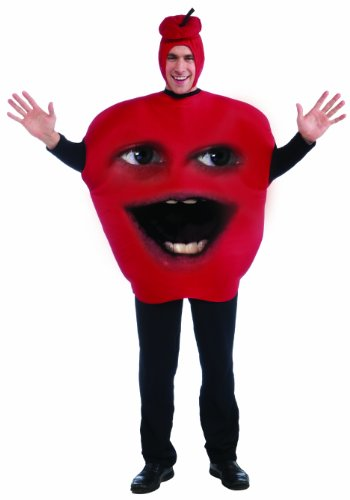 Forum Annoying Orange Midget Apple Adult Costume