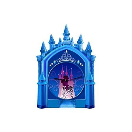 disney princess magical light up storyteller alarm clock instructions