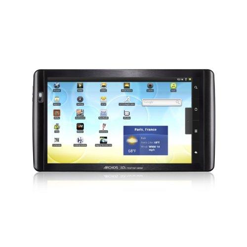 Emartbuy 10,1 Archos Internet Tablet Displayschutz Mit Mikrofaser-Reinigungstuch